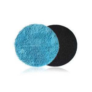 Image 5 - Car Care 4 5 6 7.5inch Microfiber For Wax Coating Polishing Cleaning Sponge Washing Tool Car Sponge Auto Detailing