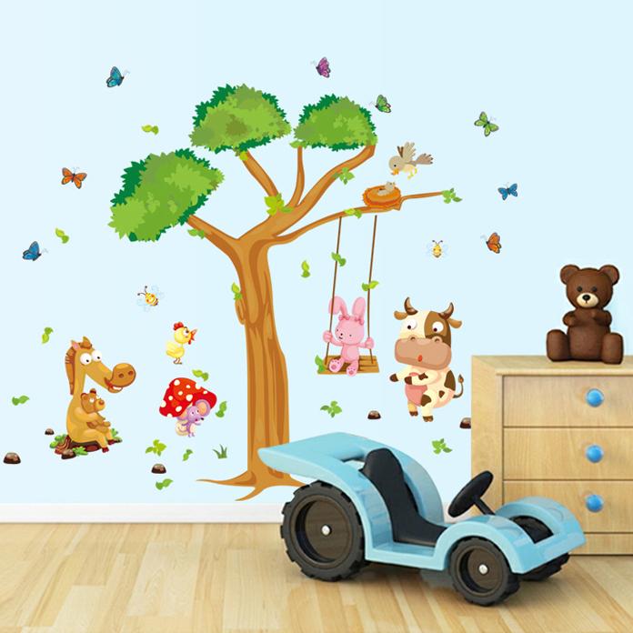 wand aufkleber baby-kaufen billigwand aufkleber baby partien aus ... - Kinderzimmer Wandtattoo Junge Aufkleber Lieben