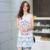 Verão de 2016 mulheres de longo tanque tops sem mangas pedrinhas baguetes flores impresso regatas vest camisoles oco rendas I-em forma