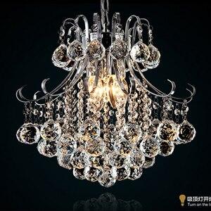 Image 2 - Jmxiuz יוקרה קריסטל נברשת סלון מנורת lustres דה cristal מקורה אורות קריסטל תליוני עבור נברשות shiping חינם