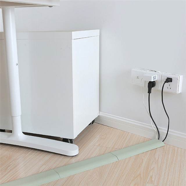 Cable Manager Family Wall Cable Management Sleeve Organizer Box Cable  Holders Desktop/Office/TV