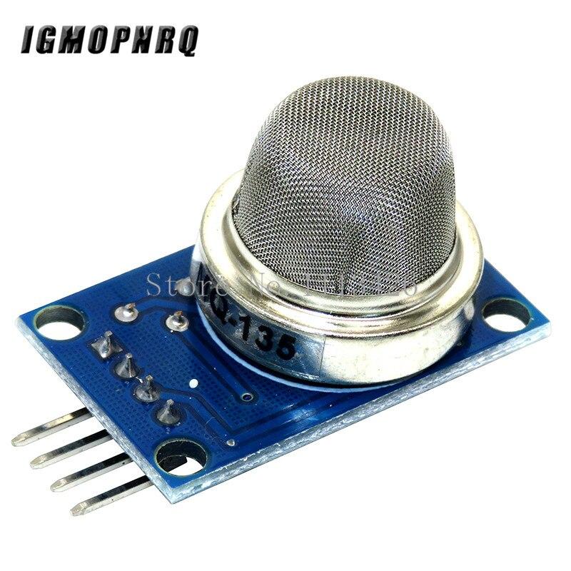 10 шт. ShengYang MQ135 MQ-135 Датчик качества воздуха модуль обнаружения опасных газов
