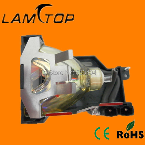 цены FREE SHIPPING   LAMTOP  180 days warranty  projector lamps  POA-LMP57   for  PLC-SW35