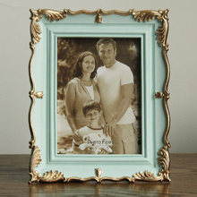 Creative stage photo frame American old style simple home studio