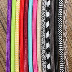 5m 2 cord 0 75cm colorful vintage retro twist braided fabric light cloth cable electric wire.jpg 250x250