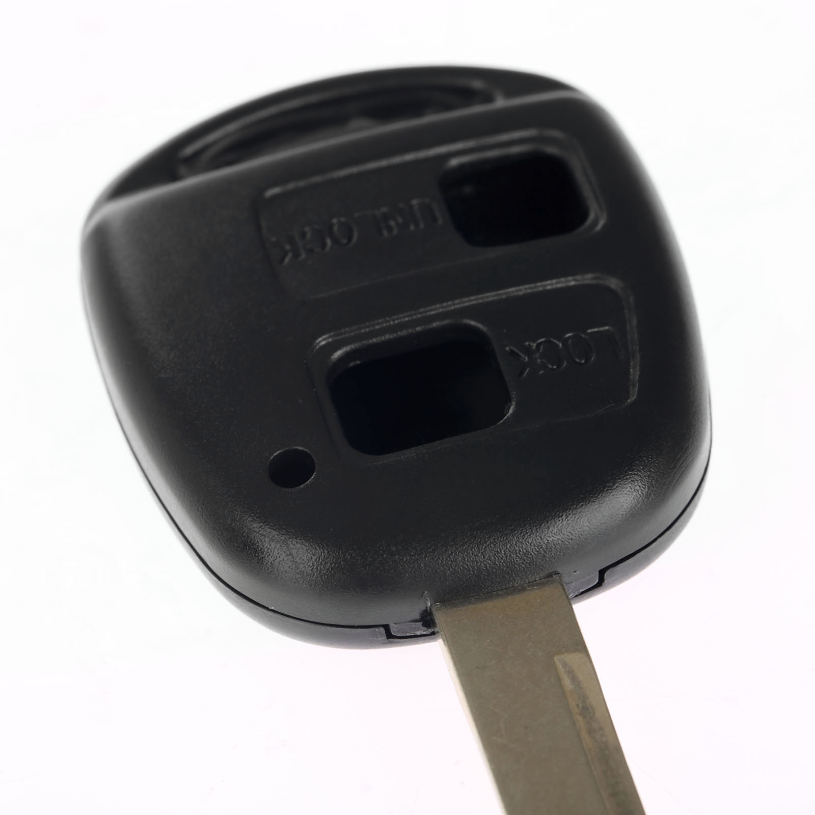 Image 4 - 2 Buttons Car Key Shell Fob For Land Rover Discovery 1999 2004 Uncut Blade Auto Replacement Keyless Case Cover-in Car Key from Automobiles & Motorcycles