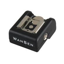 Вспышка Горячий башмак адаптер с ПК Разъем для sony Nex 3 5 7 серии камеры для Canon Nikon YongNuo Oloong Godox WanSen speedlite