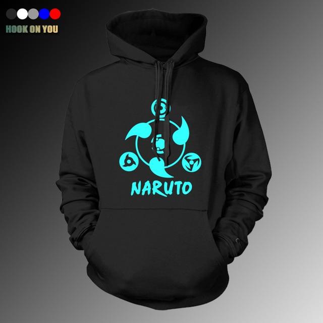 Naruto Men Hoodie Pullover Sweatshirt