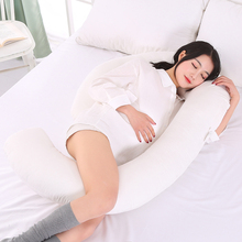 110*70CM G comfortable pillows  Maternity belt Body Character pillow Pregnant Women Side Sleepers cushion