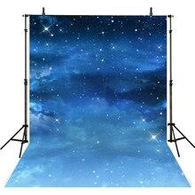 Sparkle Photography Backdrops Vinyl Backdrop For Photography Baby Newborn  Backgrounds For Photo Studio Blue Foto Fotografica 2409f9985f64