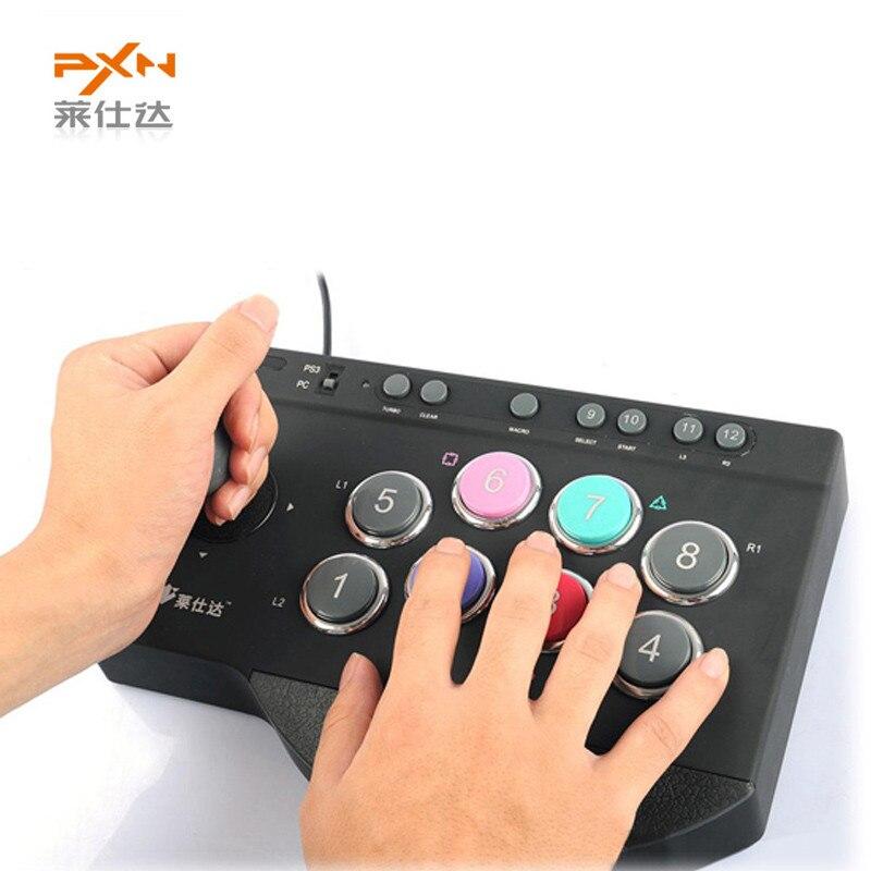Hot Sale 2016 Litestar PXN-00081 Arcade Rocker Game Joystick Compatibl