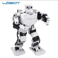 Humanoid Robot Secondary Development Kit / RoboSoul H3P / Compatible with Arduino Toy