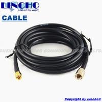 3 metri cavo coassiale rg58 cavo di prolunga antenna FME maschio a SMA maschio cavo