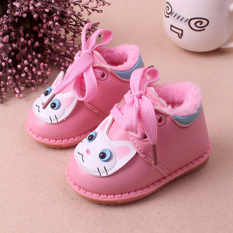 Fashion Newborn Baby Girls Pink red Shoes Kids Sports Sneakers Infant Sapatos Toddler Prewalker Casual Shoes