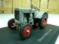 French UH Universal Hobbies 1 43 Deutz F2M315 Vintage Tractor Models Alloy Agricultural Vehicle Model