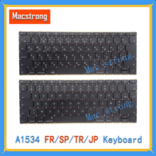 A1534 keyboard without backlight