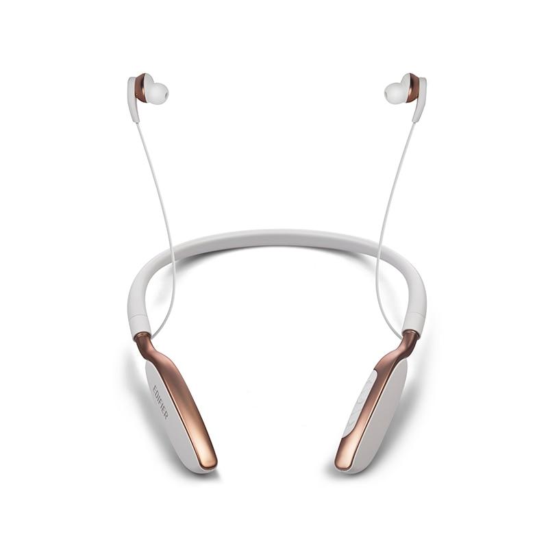EDIFIER W360BT around-the-neck fone de Ouvido Sem Fio Bluetooth Fone de Ouvido Ergonômico Grande 13mm Drivers de Comandos de Voz Inteligente Fones De Ouvido 2