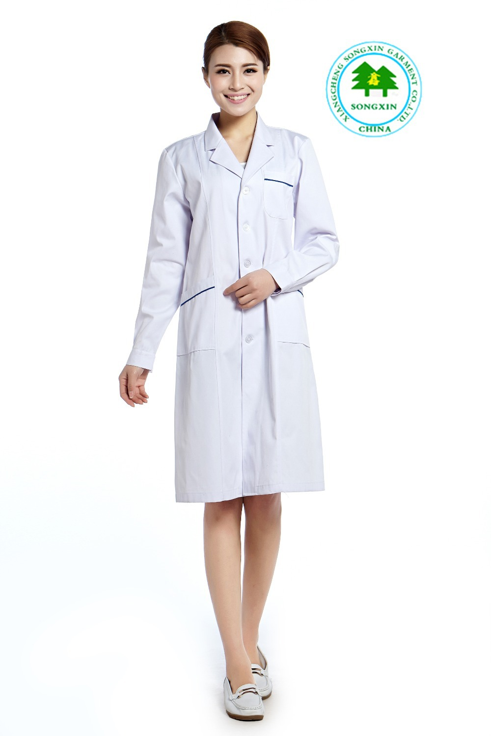 Popular Doctors Lab Coat-Buy Cheap Doctors Lab Coat lots from ...