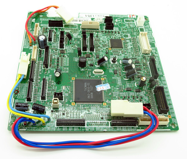 Used Original DC controller board OEM: RM1-6796 for Color Laser Jet Printer for HP CP5225 DC Control Board
