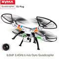 En venta syma x8g headless modo 2.4 ghz 6 ejes rc inalámbrica Quadcopter con $ number MEGAPÍXELES de Gran Angular HD Cámara RTF Helicóptero RC Drones juguete