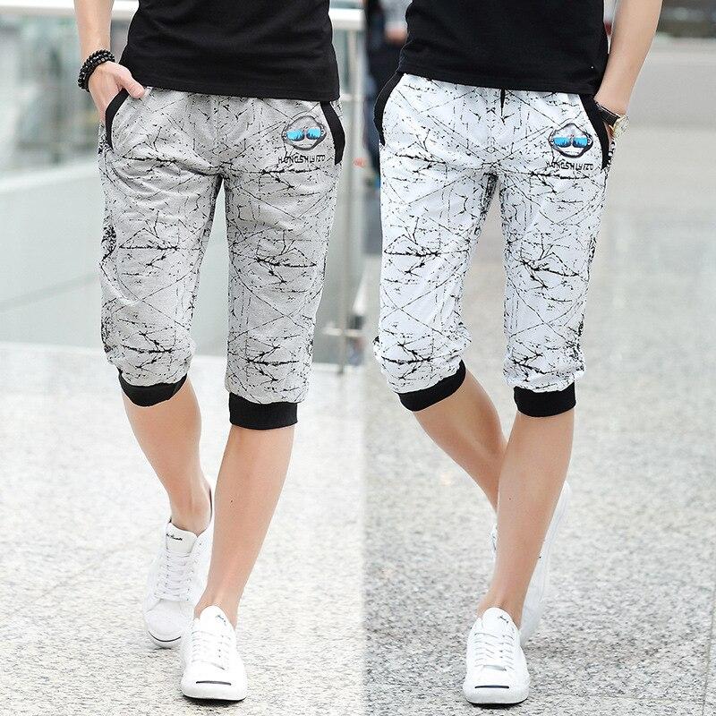 Online Shop 2015 New Summer Style Regular Cotton Printed Shorts ...