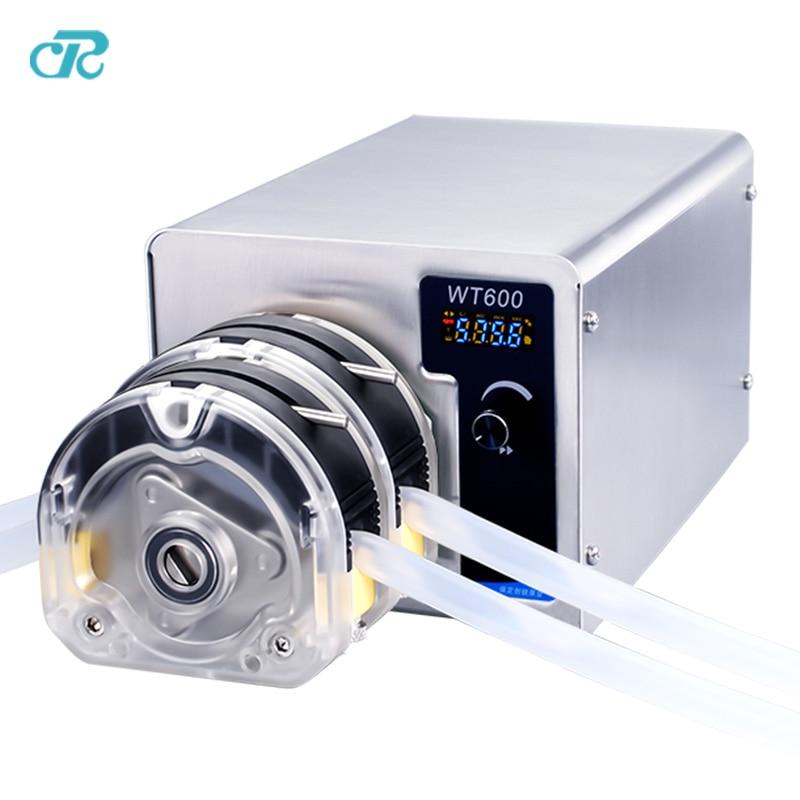 Low cost Beer Transfer Pump Max Flow 6L Per Channel Peristaltic Pump