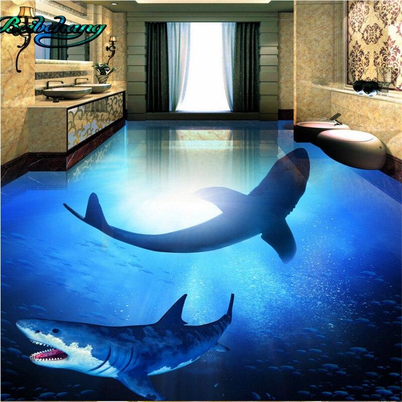 Beibehang Deep Sea Shark Underwater World 3d Stereo