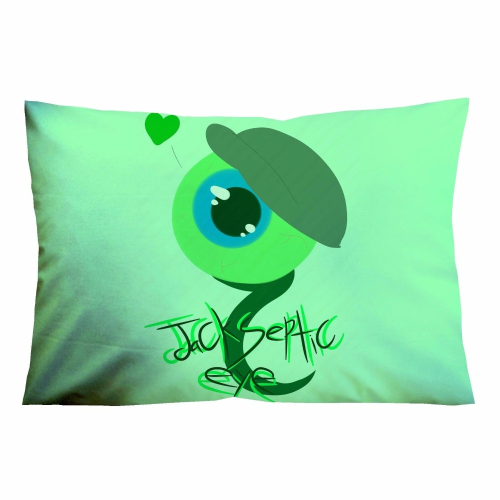 Terrific New Hot Jacksepticeye Pillow Case Cover Cute Jacksepticeye Pillowcase Custom Video Game Commentator Gaming Gifts For Gamer 20X30 Blue Pillow Cases Camellatalisay Diy Chair Ideas Camellatalisaycom
