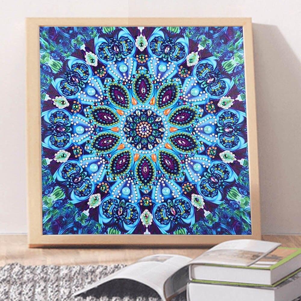 Waves Sea Diamond Painting Cross Stitch Mosaic Pattern Artwork Embroidery Full