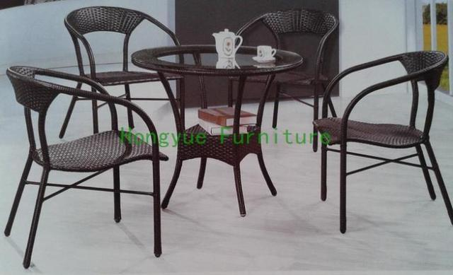 Patio pe rattan garden furniture