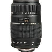 Tamron 70-300 Macro Telephoto Lens for Nikon AF 70-300mm f/4-5.6 Di LD 1:2 Lenses (Model A17)