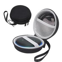 EVA Storage Carry Case for Amazon Echo Dot 3rd Gen Smart Speaker Hand Bag