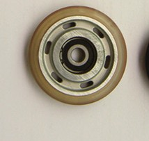 roller for elevator lift escalator parts,elevator guide roller D=125 elevator psmo 25g1 sensor for lift parts