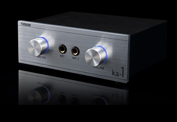 KA1 TV karaoke ok reverb M65831AP DSP preamp reverb Home Amplifier with Microphone Interface цены