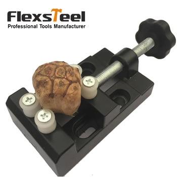 Flexsteel Super Mini nogal abrazadera Banco de mesa para joyería Clip Nuclear...