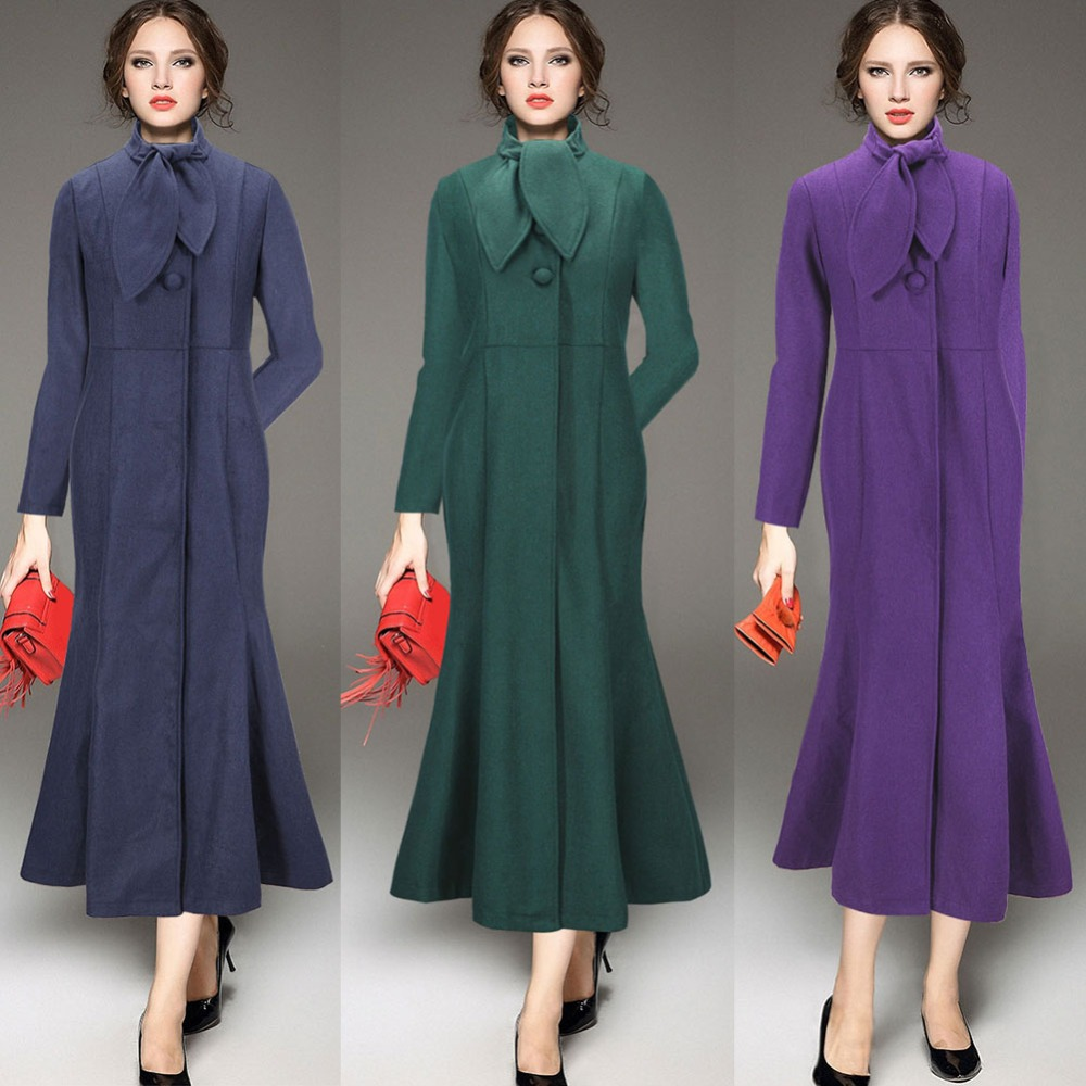 Long Coat Dress - JacketIn
