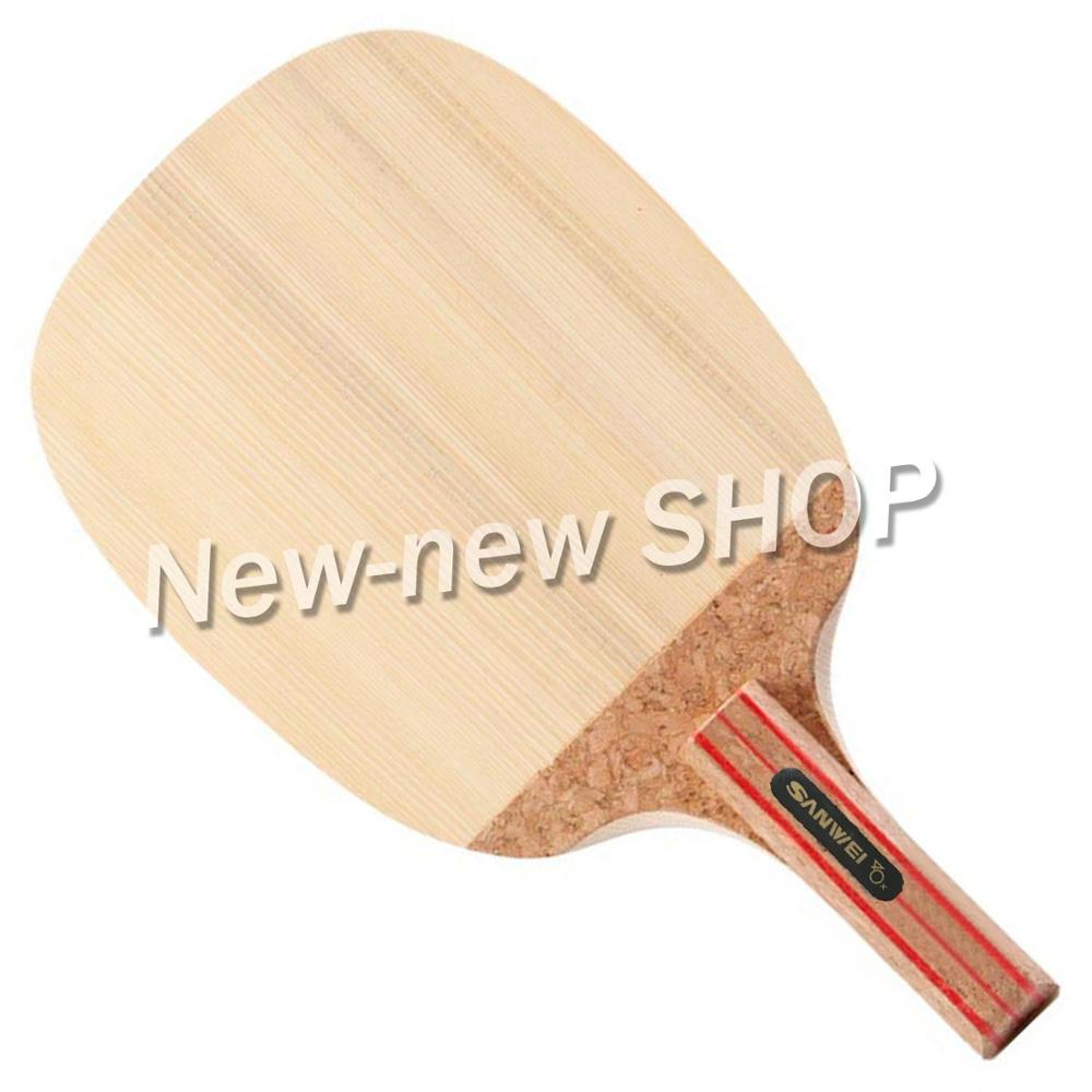 Sanwei R2 R-2 R 2 HINOKI Table Tennis Blade Japanese penhold for PingPong Racket table