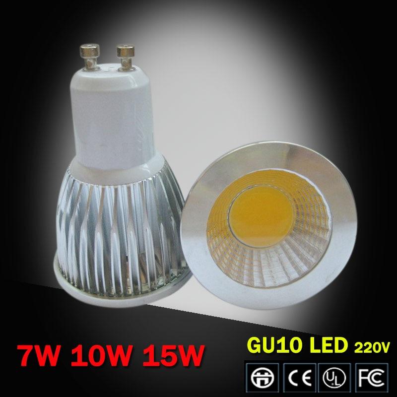 Neue High Power Lampada Led MR16 GU5.3 COB 6 watt 9 watt...