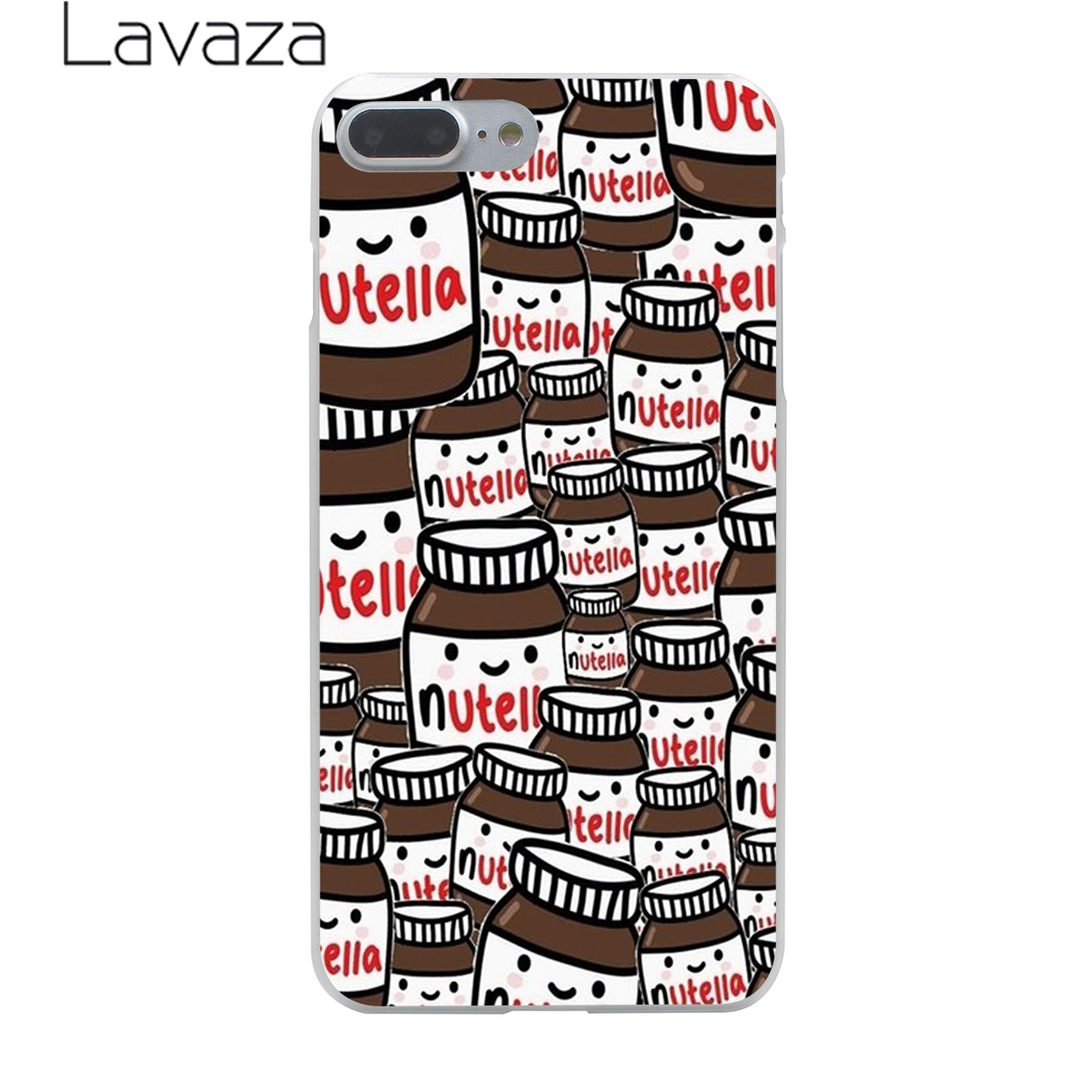 Préférence Lavaza chocolate Food Tumblr Nutella Hard Phone Cover Case for  UP56