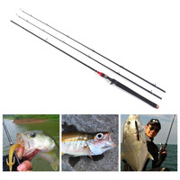 Distance Throwing Rod Carbon Durable Portable Closed Length Telescopic Pole Saltwater Casting Sea Fish Equipmment Drop shipping