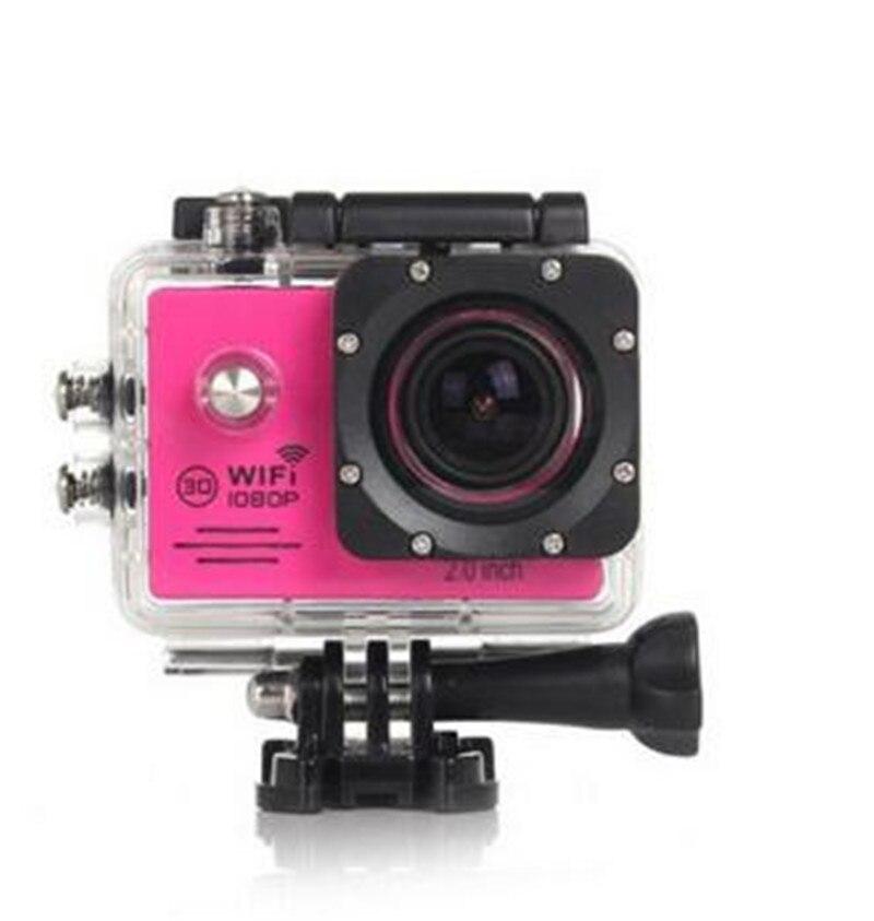 2.0 caméras photo LCD 1080 P 12MP WiFi caméras vidéo 30 M étanche Full HD DVR