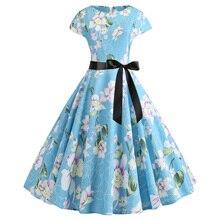 купить Summer Dress Women New 2019 Fashion Color Print Cute Party Dress Sleeveless O Neck Casual Elegant Dresses Vestidos по цене 1135.24 рублей