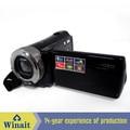 Free Shipping Winait  2.7inch TFT  digital video camera max 16.0Mega pixels 16x digital zoom camcoder Russian