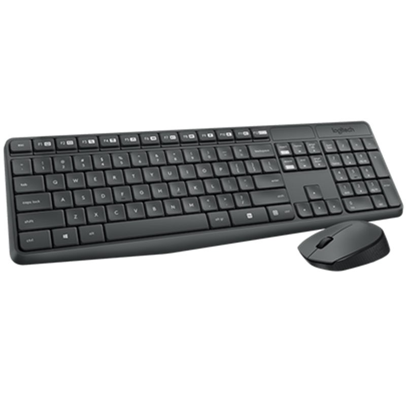 Logitech MK235 wireless mouse and keyboard set keyboard and mouse set 9160 wireless mouse and keyboard set gold keyboard mouse and keyboard set