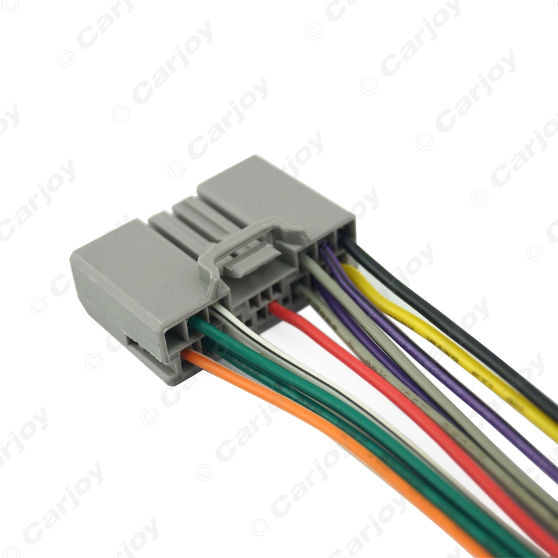 Car Audio CD Player Radio Audio Stereo Wiring Harness Adapter Plug for Honda 06 08 Civic aliexpress com buy car audio cd player radio audio stereo wiring honda stereo wiring harness adapter at suagrazia.org