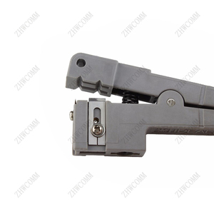 Image 3 - Ideal 45 162 Coaxial Cable Stripper 3.2MM Fiber Optic Cable Stripper  FTTH Transverse Beam Tube Open and Stripping Knife