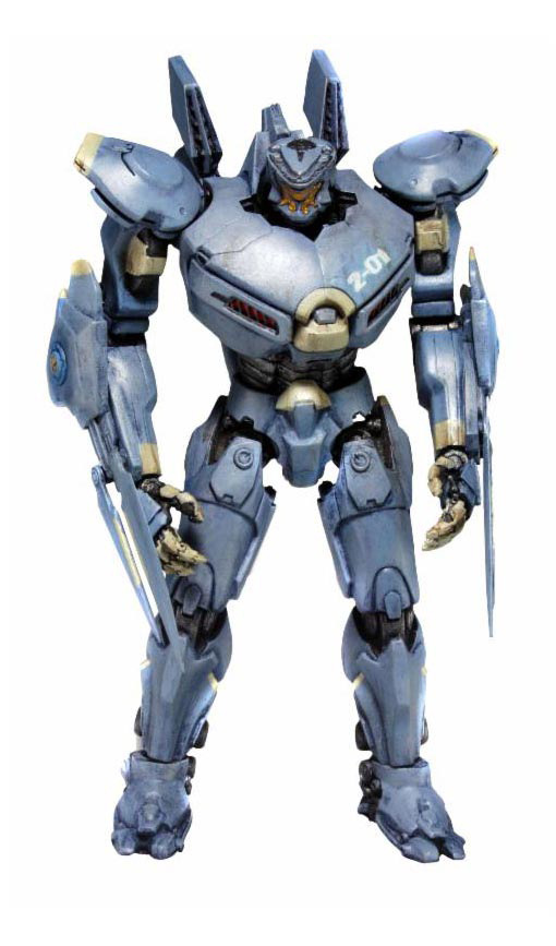 18cm NECA Series-2 Pacific Rim Striker Eureka 7 Deluxe Action Figure toy model child hero warrior toy kids best birthday gift neca pacific rim jaeger coyote tango pvc action figure collectible model toy 7 5 19cm free shipping
