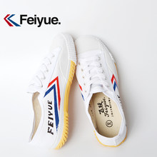 561753442c478 Chaussures Kung Fu classiques Feiyue baskets respirantes Tai Chi Kung Fu  pantoufle Art Martial Taekwondo chaussures hommes chino.