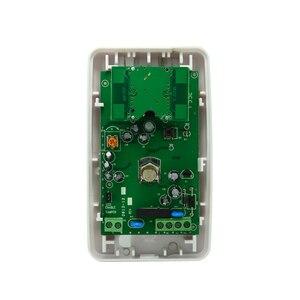 Image 4 - (1 PCS) A Parete A Raggi Infrarossi Rilevatore di DT7225 Sensore di Movimento A Microonde allinterno immunità agli Animali domestici con il supporto Relè di Segnale