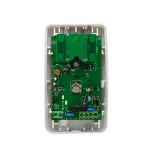 Image 4 - (1 Pcs) Wandmontage Infrarood Detector DT7225 Motion Sensor Magnetron Binnen Huisdier Immuniteit Met Houder Relais Signaal